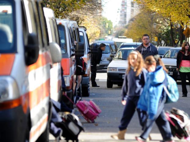 Inseguridad vial a la entrada y salida del colegio_4