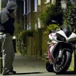 Consejos para evitar el robo de motos
