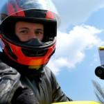 Consejos para evitar accidentes en moto
