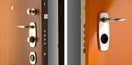 Reforzá la seguridad en tu edificio: puertas y cerraduras