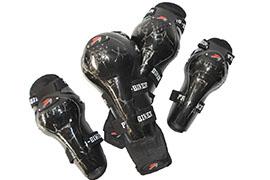 b5beb9392c6 Equipo de seguridad para andar en moto  5 Coderas y rodilleras.