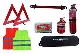Kit de Seguridad para Auto 13
