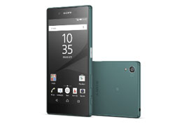 Mejor Smartphone 2015 - Sony Xperia Z5