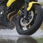 Consejos para andar en Moto bajo la lluvia