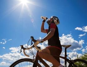 Consejos para andar en Bici Calor Amenazante 1