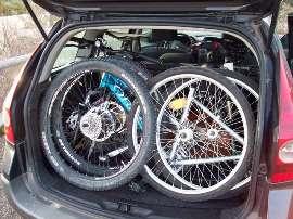 portabicicletas y tips para llevar tu bici en auto 7