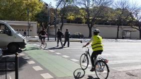 ¿Los Ciclistas cumplen las normas de tránsito (6)