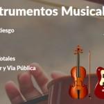 En SeguroWeb ahora podés Asegurar Instrumentos Musicales