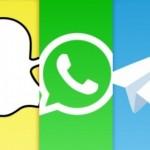 ¿Cuáles son las aplicaciones para mandar mensajes más seguras?