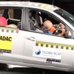 Mirá cómo son los test de seguridad de autos