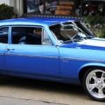 Tips para cuidar la pintura de tu auto antiguo