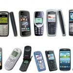 Datos históricos: los modelos y marcas de Celulares más vendidos