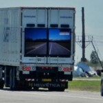 Samsung piensa en los Camiones del Futuro con el Safety Truck