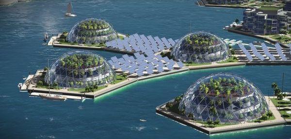 Características de Artisanopolis, símbolo de arquitectura moderna y ecológica 4