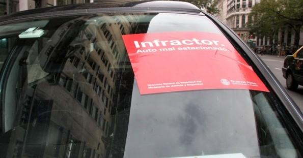 Infracciones de Tránsito cambios en la Ciudad de Buenos Aires 4