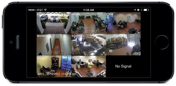 Ahora podés ver tus Cámaras de Seguridad en vivo desde el Celular 5