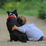 Los mejores amigos: niños y mascotas