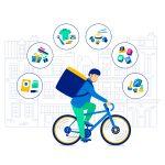 Seguro de Bicicleta para Repartidores